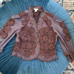 Anthropologie jacket